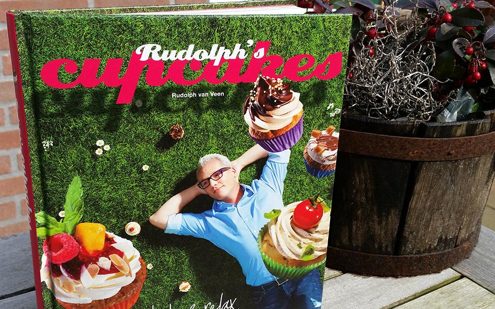 Kookboek Rudolphs Cupcakes