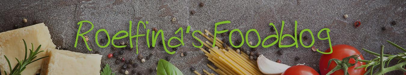Roelfina's Foodblog